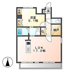 ポルタニグラ大須[11階]の間取り