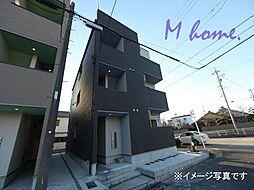 愛知県名古屋市南区堤町2丁目の賃貸アパートの外観