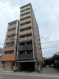 スワンズ京都西陣[4階]の外観