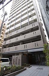 レジディア京町堀[0601号室]の外観