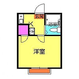 西羽生駅 2.5万円