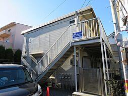 ファミール霞ヶ関[1階]の外観