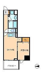 (仮)八州ビル 新築工事[4階]の間取り