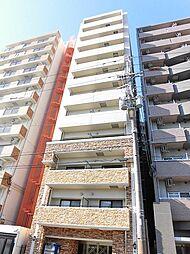 ベリーモンテ新大阪[8階]の外観