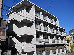神奈川県横須賀市上町1丁目の賃貸マンションの外観