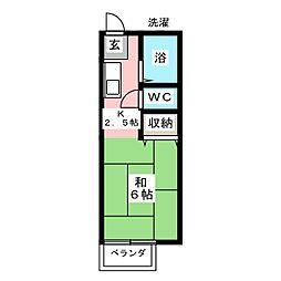和田町駅 3.3万円