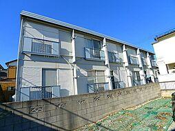 千代田サンハイツ[2階]の外観