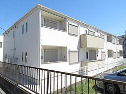 Maison en bois (メゾン オン ボワ)[202号室]の外観