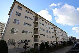 神陵台西住宅58号棟[5階]の外観