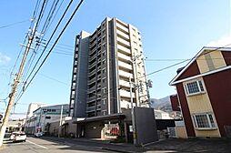 福岡県北九州市八幡西区紅梅2丁目の賃貸マンションの外観