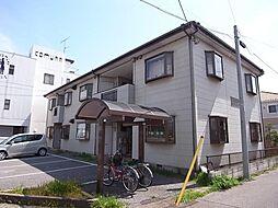 クレスト池田壱番館[1階]の外観