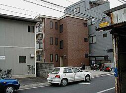 広野町マンション[1階]の外観