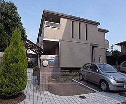 京都府京都市左京区銀閣寺前町の賃貸アパートの外観