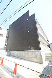 兵庫県神戸市灘区赤坂通7丁目の賃貸マンションの外観
