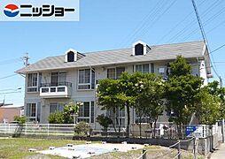 愛知県名古屋市南区星宮町の賃貸アパートの外観
