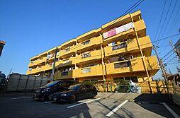 愛知県名古屋市港区当知3丁目の賃貸マンションの外観