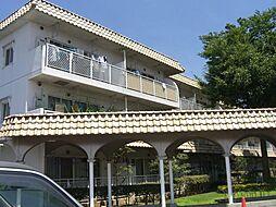 パティオ東菅野コミュニティ2番館[210号室]の外観