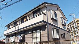 [テラスハウス] 千葉県船橋市東中山2丁目 の賃貸【千葉県 / 船橋市】の外観