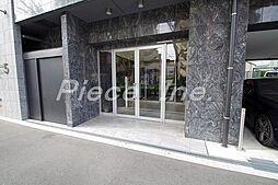 大阪府大阪市北区浮田2の賃貸マンションの外観