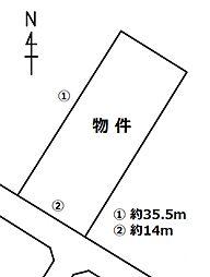 東海道本線 西焼津駅 徒歩34分