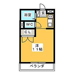 【敷金礼金0円!】カシキレジデンス II