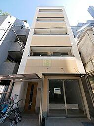 東京都千代田区内神田2丁目の賃貸マンションの外観
