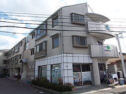 兵庫県伊丹市鴻池1丁目の賃貸マンションの外観
