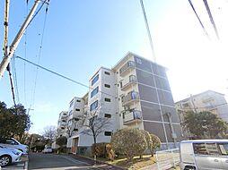 城山台3丁住宅10棟[5階]の外観