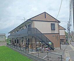 京都府京都市右京区西京極西向河原町の賃貸アパートの外観