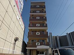 N'sマンションYANAGASAKI[401号室]の外観