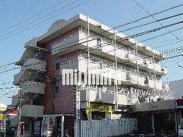 サンモール井田相川[4階]の外観