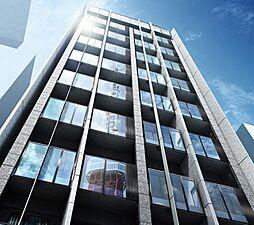 シティハウス東麻布[8階]の外観