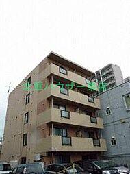 北海道札幌市東区北二十二条東16丁目の賃貸マンションの外観
