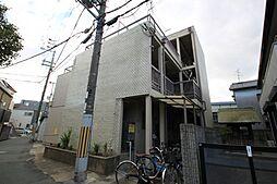 南条マンション[103号室]の外観