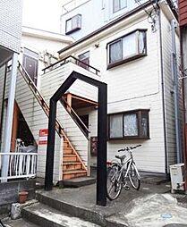 神奈川県川崎市多摩区三田2の賃貸アパートの外観