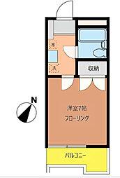Y・Sアネックス[1階]の間取り
