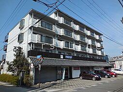 京都府亀岡市横町の賃貸マンションの外観