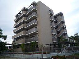 兵庫県宝塚市平井5丁目の賃貸マンションの外観