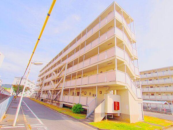 ビレッジハウス宮ヶ迫2号棟 4階の賃貸【広島県 / 呉市】