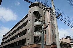 ステーションハイツ千里丘II[202号室]の外観