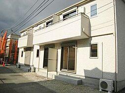 東京都八王子市犬目町の賃貸アパートの外観