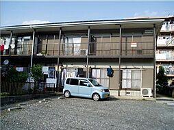 サンライズ横浜[203号室号室]の外観