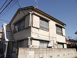 木村荘[202号室]の外観