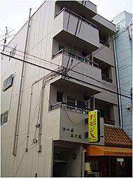 大阪府堺市堺区北安井町の賃貸マンションの外観