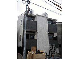 コンフォートベネフィス箱崎11[2階]の外観