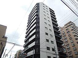 パークアクシス上野松が谷[6階]の外観