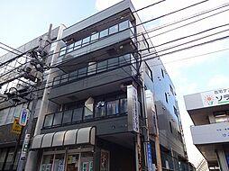 東京都小平市学園西町2の賃貸マンションの外観