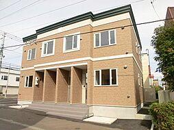ハウスKmt[2階]の外観