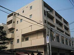 兵庫県西宮市甲東園3丁目の賃貸マンションの外観