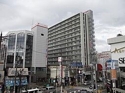 LIBRA TAKATSUKI[8階]の外観